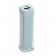 Akumulator, bateria zapasowa, źródło dodatkowej energii, 1200mA,  złącza USB i do urządzeń Apple (V3333-02)