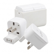 "Adapter - przejściówka do wtyczek ""Around the World""  (AP882000-01)"