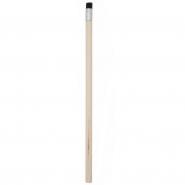 Drewniany ołówek z gumką (V8634-03)
