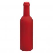 Akcesoria do wina w etui w kształcie butelki, nalewak, obręcz i nóż kelnerski (V7548-05)